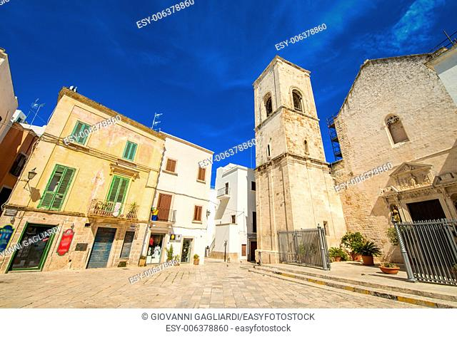 Wonderful quaint village of Polignano a Mare - Apulia, Italy