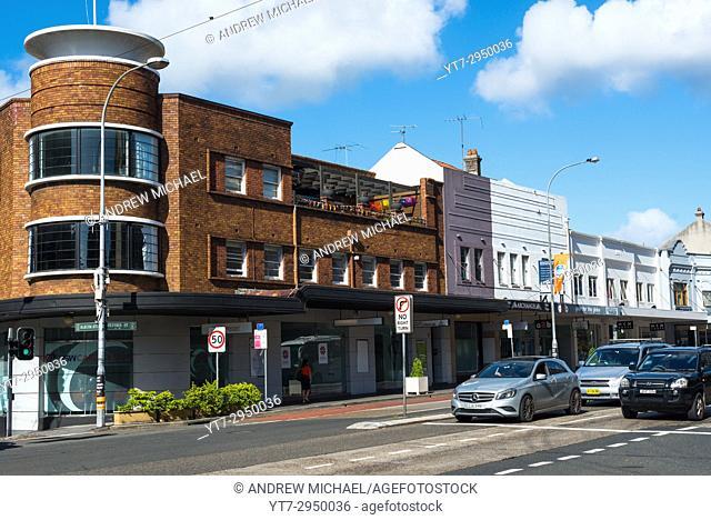 Oxford street, Sydney, NSW, Australia
