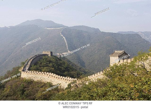 China, The Great Wall