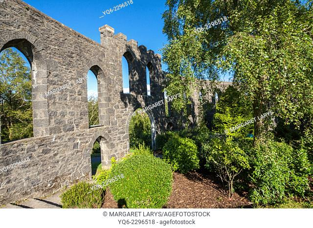 McCaig Tower (1890); Victorian Folly; Oban; Scotland