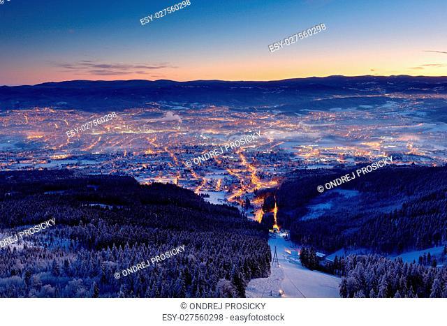 Czech Republic. Liberec