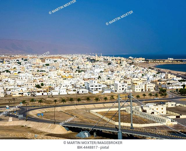 Port city of Sur, Ash Sharqiyah North, Oman