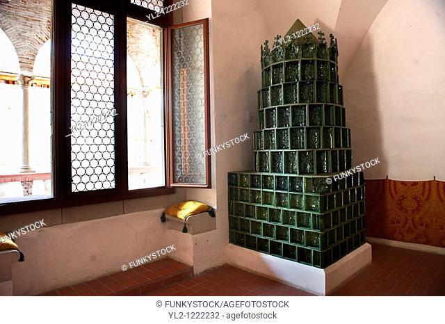 Medieval Visagrad castle - King Mathias Museum Hungary
