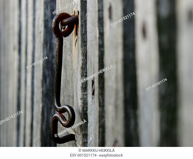 Gate at Pasture
