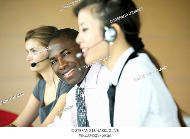 Customer care representatives