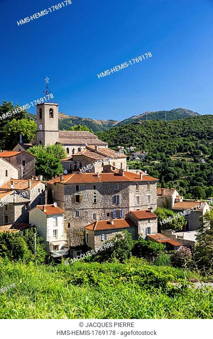 France, Gard, the Causses and the Cevennes, Mediterranean agro pastoral cultural landscape listed as World Heritage by UNESCO, Cevennes National Park