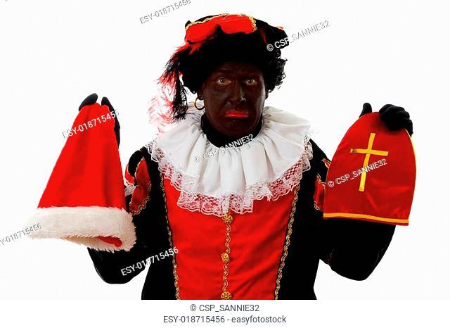 0e0e906c33947 Zwarte Piet ( black pete) typical dutch character