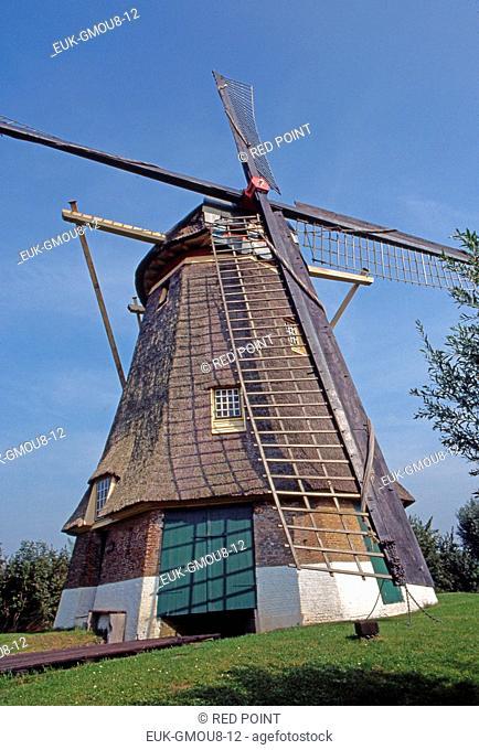 Holland,windmill