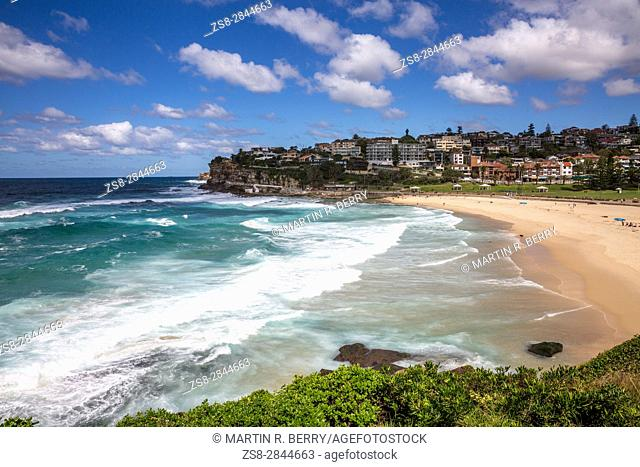 Bronte Beach in the eastern suburbs of Sydney,New south wales,Australia