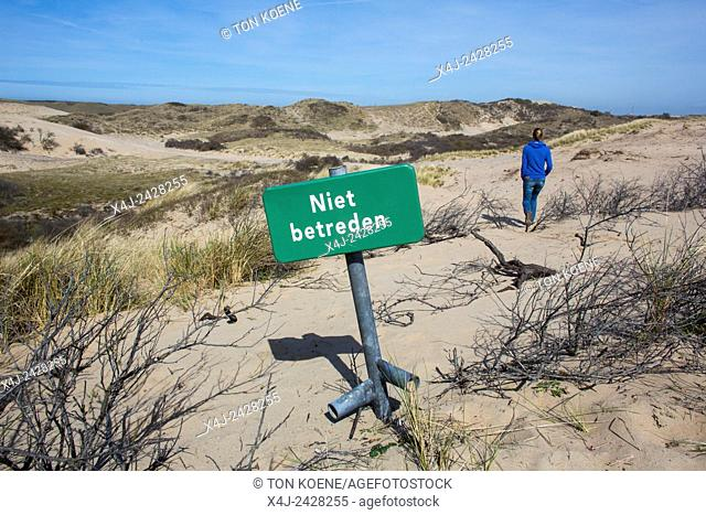 water-collection area in Holland