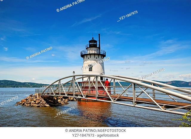 Sleepy Hollow Lighthouse, Sleepy Hollow, New York, USA