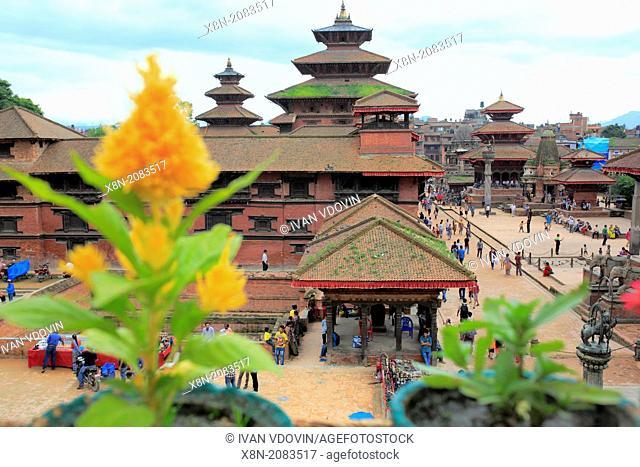 Durbar Square, Patan, Lalitpur, Nepal