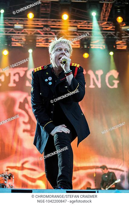 The Offspring at Ruisrock 2014
