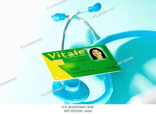 NAT'L HEALTH SERVICE CARD