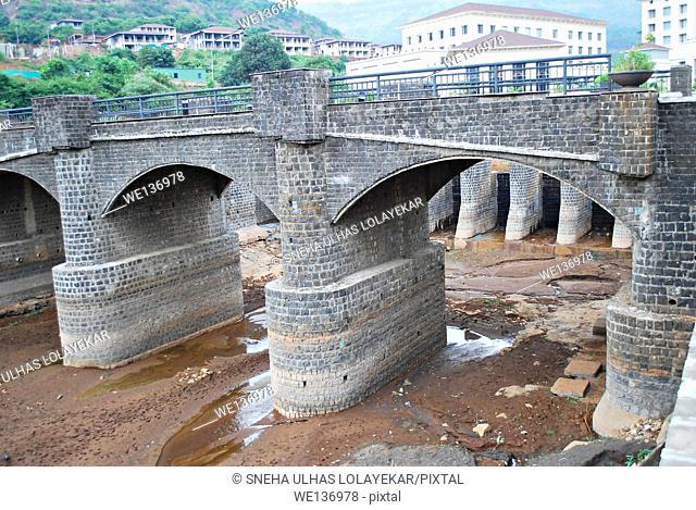 Kolhapuri Bandhara at Lavasa City, construction project,Lavasa,Poona,Mahrshtra,India
