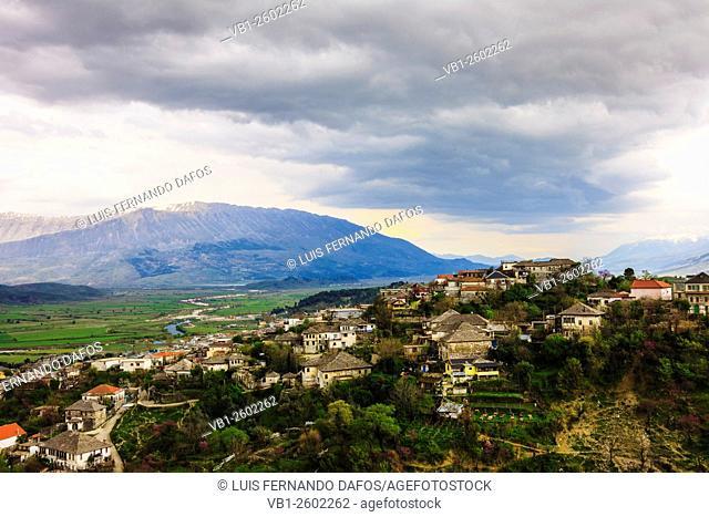 Girokaster, Southern Albania