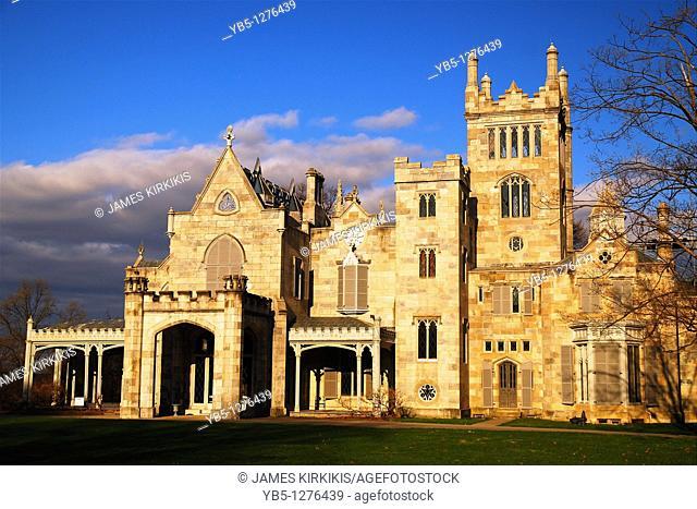 Lyndhurst Castle, Tarrytown, NY