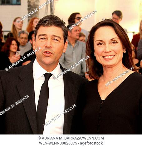 23rd Annual Screen Actors Guild Awards (SAG) 2017 - Arrivals held at The Shrine Auditorium Media Complex Featuring: Kyle Chandler