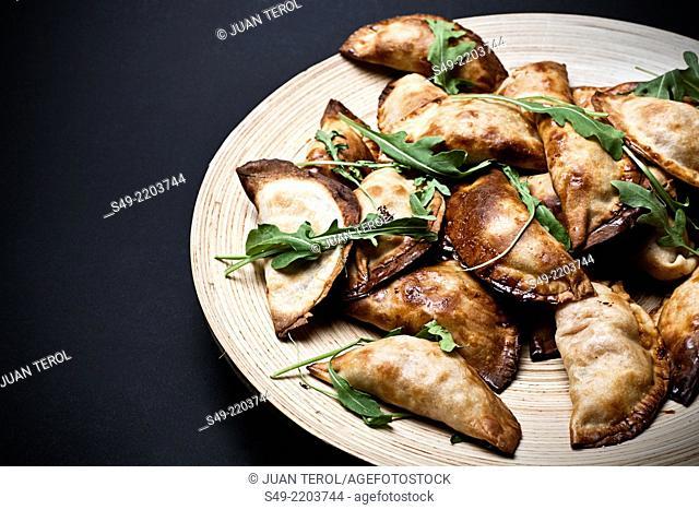 Savoury pasties