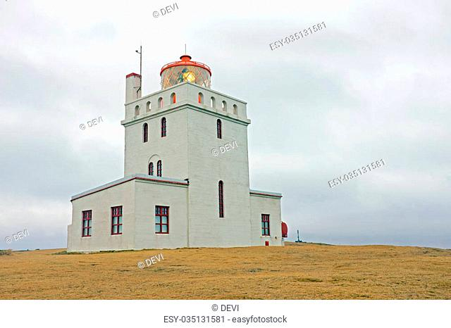Lighthouse on Iceland