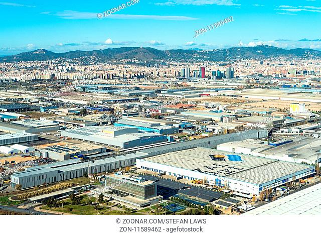 The Zona Franca is situated in the south of the City. It is the industrial area of Barcelona. This area included also the airport and is one of the most...