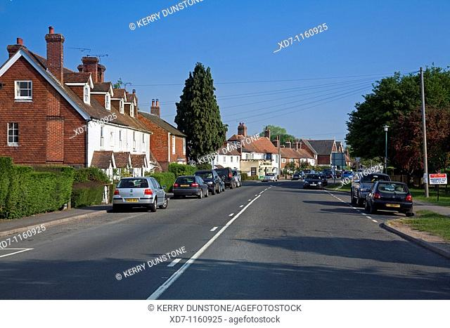 England Kent Rolvenden High Street