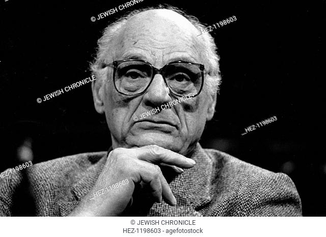 Arthur Miller (1915- ), American playwright
