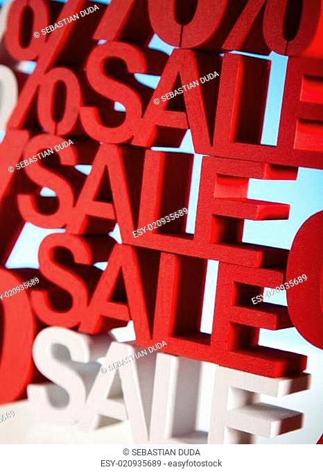 Discount Concept, Sale