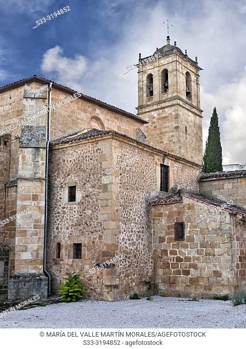 St. Peter procathedral in Soria. Castilla Leon. Spain