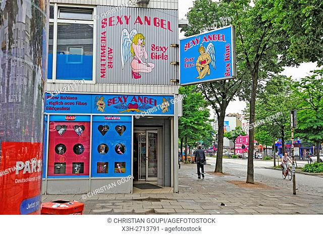 Sex shop hamburg