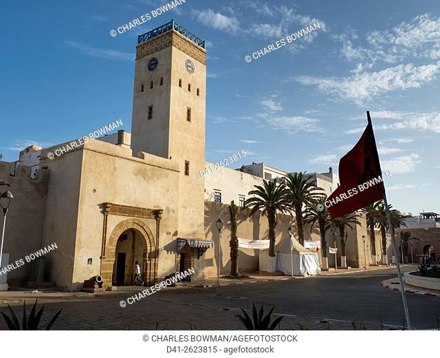 Morocco, Essaouira, Medina streetscene