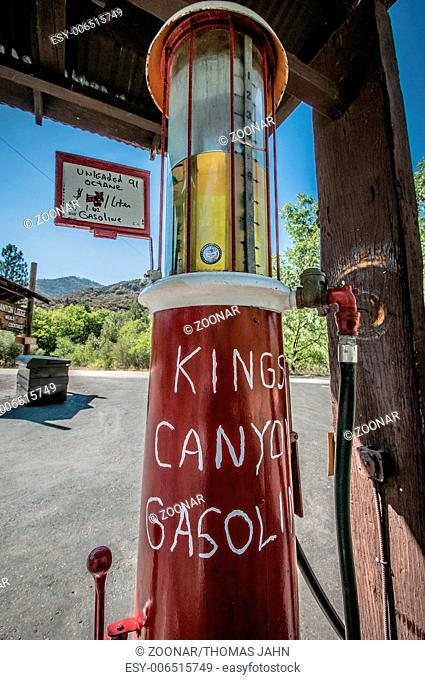 Kings canyon gasoline