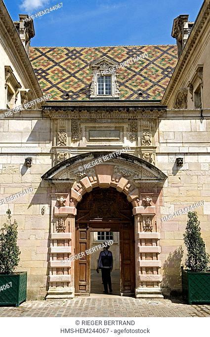 France, Cote d'Or, Dijon, Hotel de Vogue Vogue Hotel