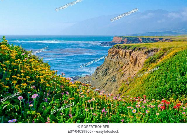 California SR1 is one of the most beautiful coastlines in the world