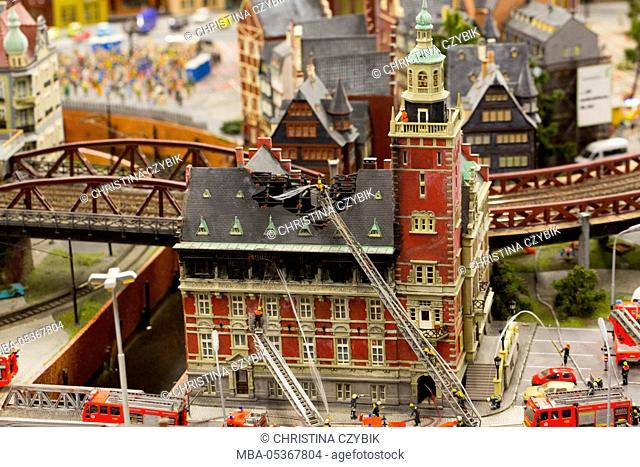 A visit inside the Miniatur Wunderland Hamburg, the largest model railway in the world, and one of the most successful permanent exhibitions in Hamburg...