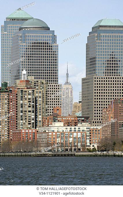 New York Icons I