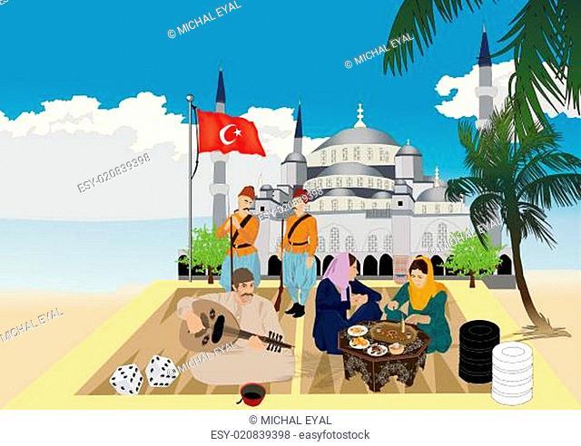 Turkish game