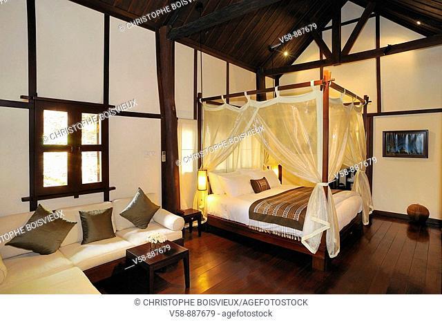 Hotel 3 Nagas, Luang Prabang, Laos