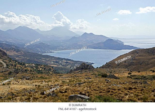 Bay of Plakias, Crete, Greece
