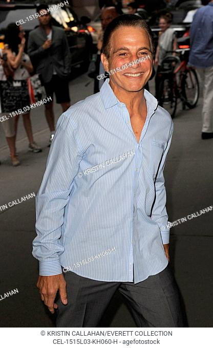 Tony Danza at arrivals for IRRATIONAL MAN Premiere, Museum of Modern Art (MoMA), New York, NY July 15, 2015. Photo By: Kristin Callahan/Everett Collection