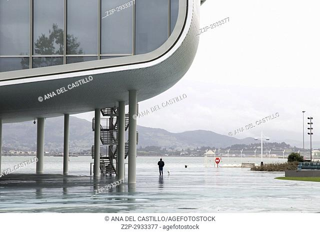 The Centro Botín, Renzo Piano's first big commission in the country, opens in Santander