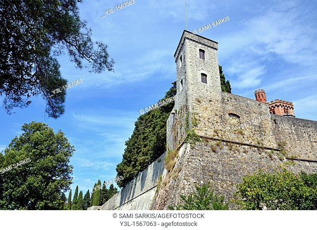 Brolio castle, Chianti, Tuscany, Italy