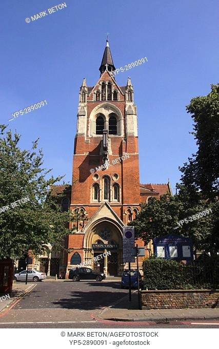 Union Chapel Islington London