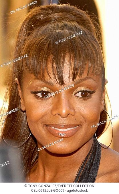 Janet Jackson at arrivals for 2006 ESPYS Awards - ARRIVALS, The Kodak Theatre, Los Angeles, CA, July 12, 2006. Photo by: Tony Gonzalez/Everett Collection