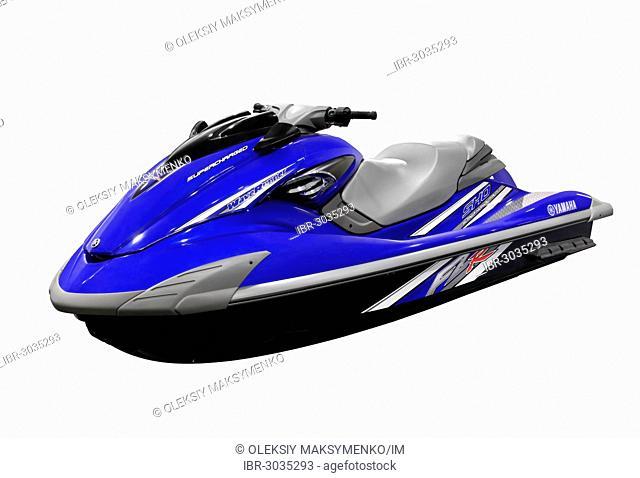 Yamaha WaveRunner SHO Supercharged, personal water craft PWC water vehicle