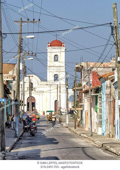 Street scece, Camaguey, Cuba