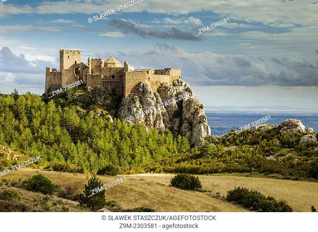 Loarre Castle, Huesca, Aragon, Spain