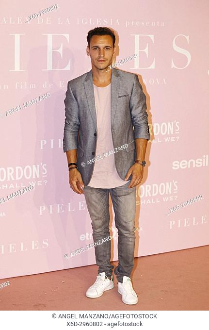 attends the 'Pieles' premiere at Capitol cinema on June 7, 2017 in Madrid, Spain (Photo by Angel Manzano).