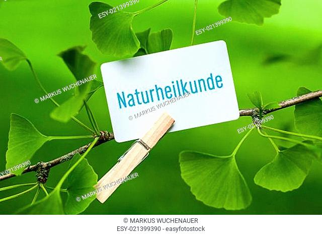 Naturheilkunde