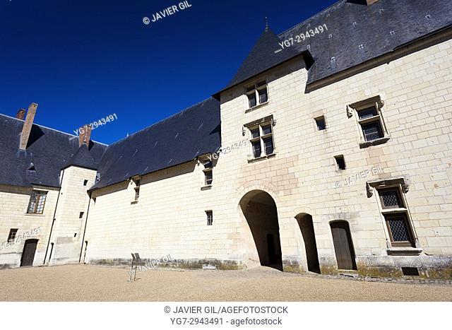 Plessis-Bourré castle, Pays de la Loire, Loire Valley, France
